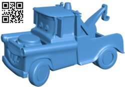 Live truck B006335 download free stl files 3d model for 3d printer and CNC carving