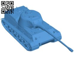 Lowe tank B006486 file stl free download 3D Model for CNC and 3d printer