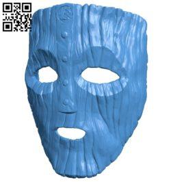 Mask Loki B006353 file stl free download 3D Model for CNC and 3d printer