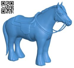 Mount Horse Standard B006430 file stl free download 3D Model for CNC and 3d printer