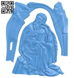 Panel Religion A004463 download free stl files 3d model for CNC wood carving
