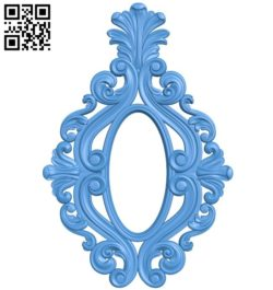Pattern decor design A004567 download free stl files 3d model for CNC wood carving