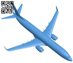 Planes B006453 file stl free download 3D Model for CNC and 3d printer