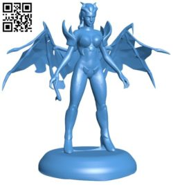 Queen of Pain – Mogana B006626 file stl free download 3D Model for CNC and 3d printer