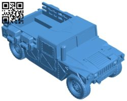 Truck B006635 file stl free download 3D Model for CNC and 3d printer