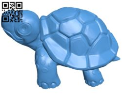 Turtle B006594 file stl free download 3D Model for CNC and 3d printer