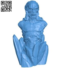 White man B006530 file stl free download 3D Model for CNC and 3d printer
