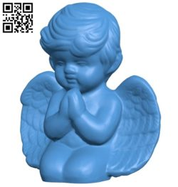 Babi ange B006852 file stl free download 3D Model for CNC and 3d printer