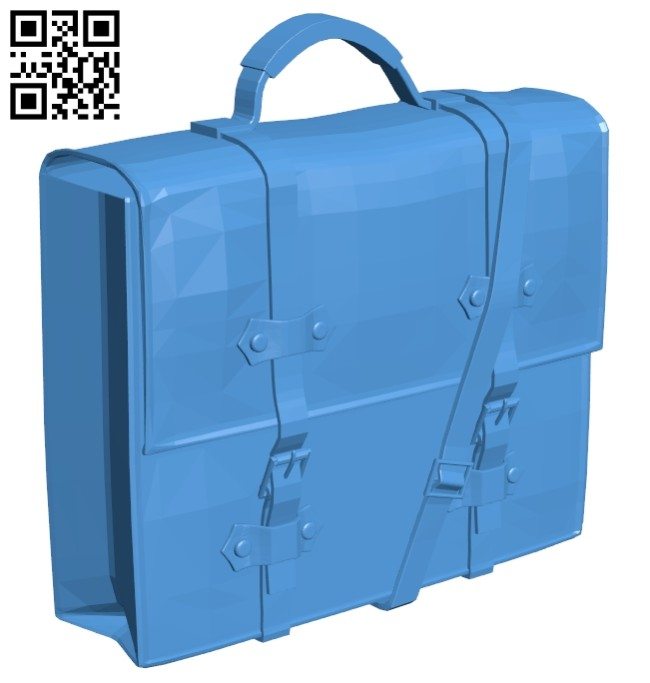 Bag B006969 file stl free download 3D Model for CNC and 3d printer