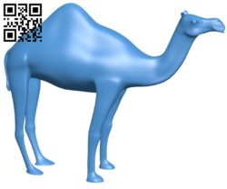 Camel B006975 file stl free download 3D Model for CNC and 3d printer