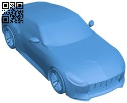 Car z400 B006977 file stl free download 3D Model for CNC and 3d printer