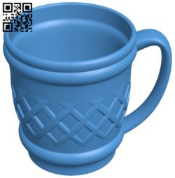 Celtic mug B006638 file stl free download 3D Model for CNC and 3d printer