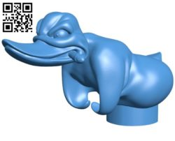 Convoy duck B006737 file stl free download 3D Model for CNC and 3d printer