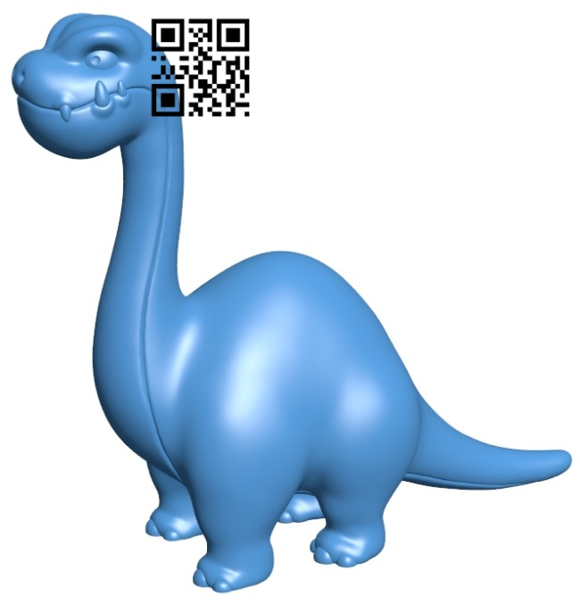 Dinosaurs eat grass B007024 file stl free download 3D Model for CNC and 3d printer
