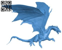 Dragon B006932 file stl free download 3D Model for CNC and 3d printer