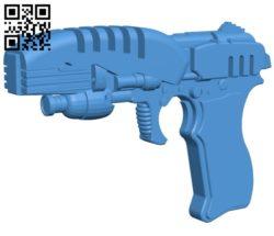 Electromagnetic pulse gun B007054 file stl free download 3D Model for CNC and 3d printer