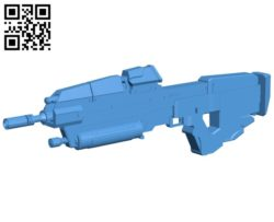 Electromagnetic pulse gun MA37 B007055 file stl free download 3D Model for CNC and 3d printer