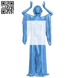 Female B006935 file stl free download 3D Model for CNC and 3d printer