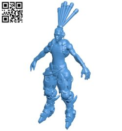 Lucio B007108 file stl free download 3D Model for CNC and 3d printer