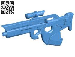 MIDA Multi-Tool gun B006804 file stl free download 3D Model for CNC and 3d printer