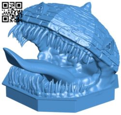 Mimic Top B006821 file stl free download 3D Model for CNC and 3d printer