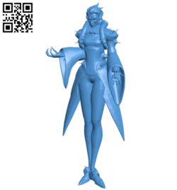 Mr Moira B007021 file stl free download 3D Model for CNC and 3d printer