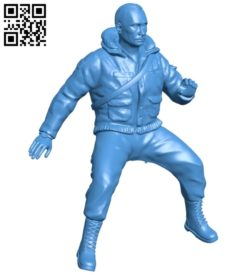 Mr Putin B006986 file stl free download 3D Model for CNC and 3d printer