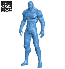 Mr Victor  Stone B007080 file stl free download 3D Model for CNC and 3d printer