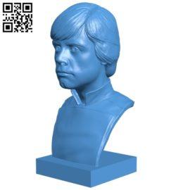 Mr luke B006871 file stl free download 3D Model for CNC and 3d printer