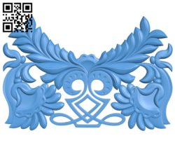 Pattern dekor design A004671 download free stl files 3d model for CNC wood carving