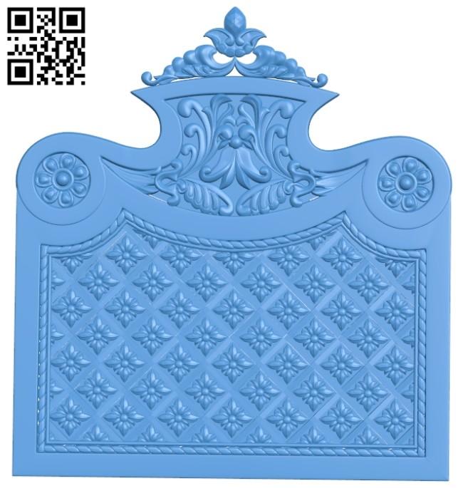 Pattern dekor design A004672 download free stl files 3d model for CNC wood carving