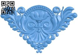 Pattern dekor design A004673 download free stl files 3d model for CNC wood carving
