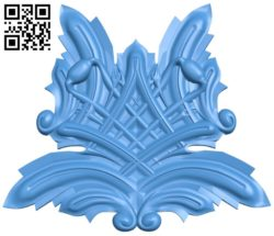 Pattern dekor design A004743 download free stl files 3d model for CNC wood carving