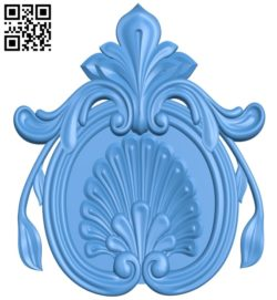 Pattern dekor design A004766 download free stl files 3d model for CNC wood carving