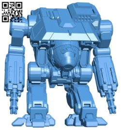 Robot Daishi B006997 file stl free download 3D Model for CNC and 3d printer