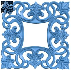 Square pattern A004757 download free stl files 3d model for CNC wood carving