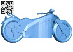 Steampunk bike B006851 file stl free download 3D Model for CNC and 3d printer