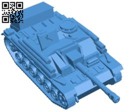 Sturmi Contest Tank B006842 file stl free download 3D Model for CNC and 3d printer