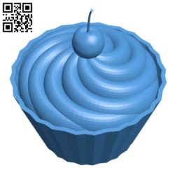 The cake B006904 file stl free download 3D Model for CNC and 3d printer