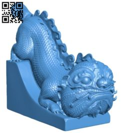 Unicorn B006833 file stl free download 3D Model for CNC and 3d printer