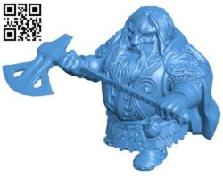 Viking warriors man B006954 file stl free download 3D Model for CNC and 3d printer