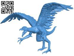 Vrock B007026 file stl free download 3D Model for CNC and 3d printer