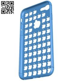 iPhone Case B006649 file stl free download 3D Model for CNC and 3d printer