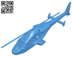 Air wolf B007338 file stl free download 3D Model for CNC and 3d printer