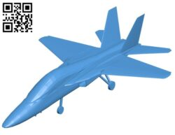 Aircraft Boeing TX B007159 file stl free download 3D Model for CNC and 3d printer