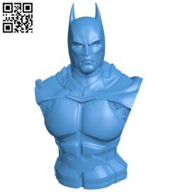 Batman magnet B007566 file stl free download 3D Model for CNC and 3d printer