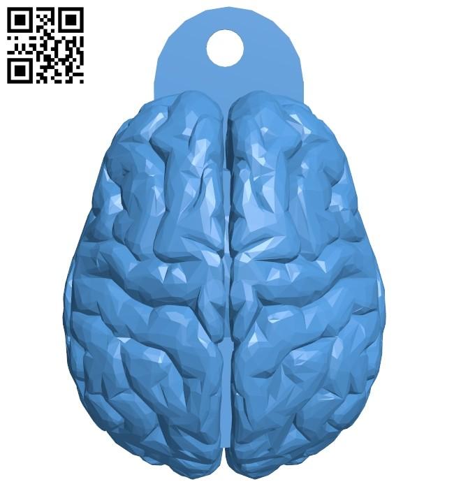 Brain hook B007345 file stl free download 3D Model for CNC and 3d printer
