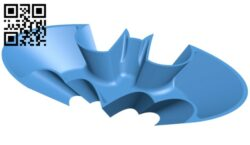 Candy bowl batman B007500 file stl free download 3D Model for CNC and 3d printer