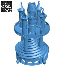 Castle twist baugruppe B007494 file stl free download 3D Model for CNC and 3d printer