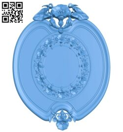 Circular disk pattern A004925 download free stl files 3d model for CNC wood carving